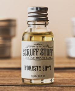 Scruff Stuff Foresty Shit Beard Oil